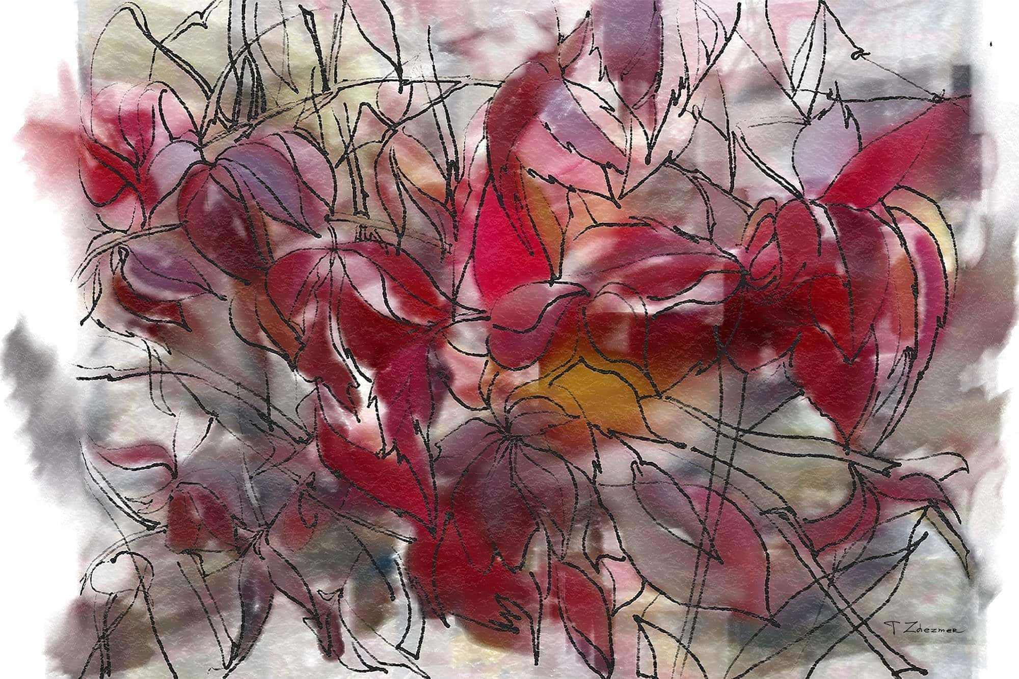 Grapes- Tatiana Zhezmer