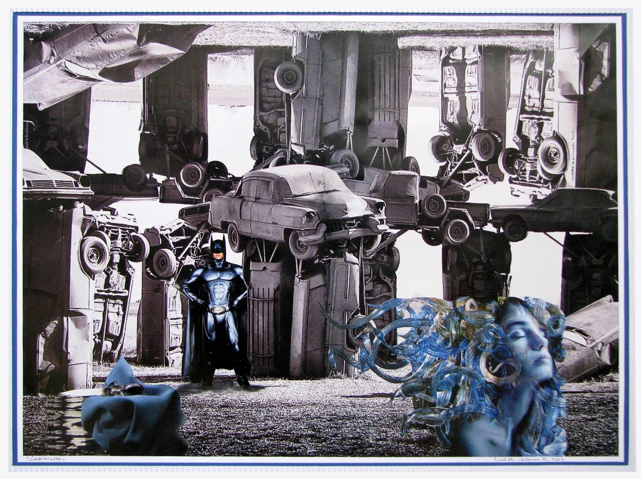 Labirinth (Batman) - Walter Capezzali