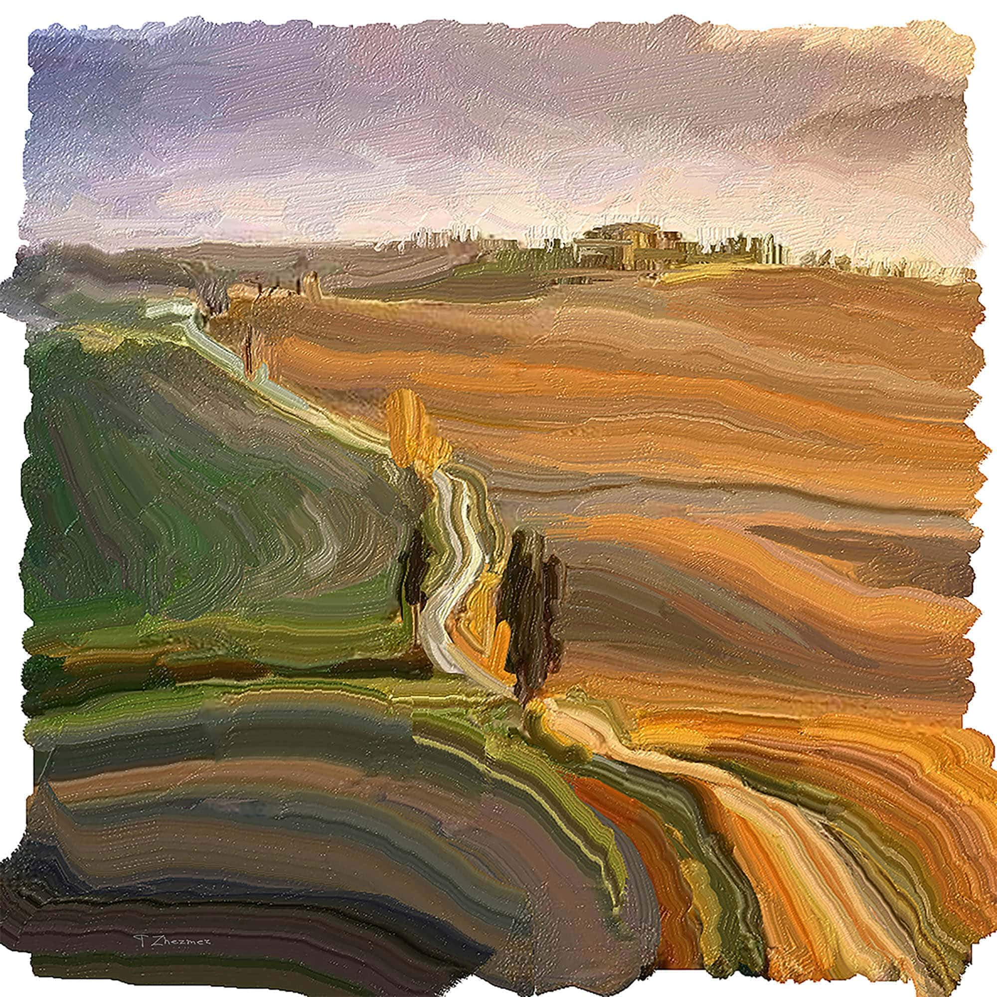 Tuscany August 38 - Tatiana Zhezmer