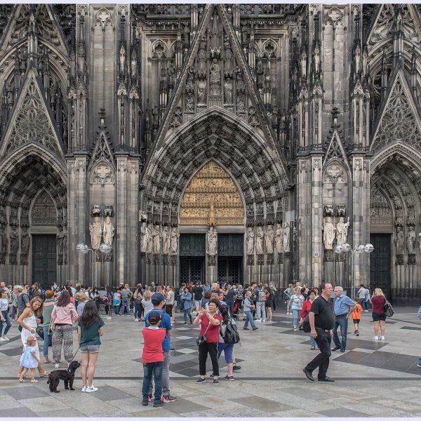 Cologne Cathedral Che-i, Liao Matt