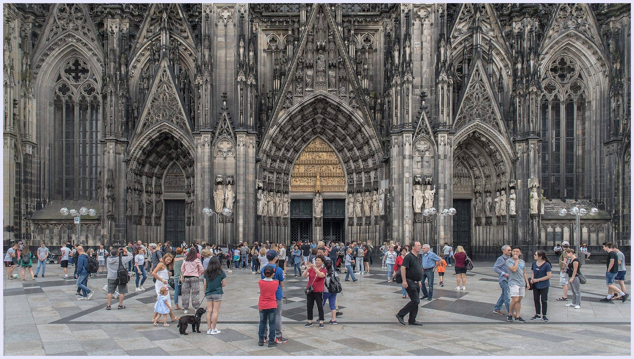 Cologne Cathedral Che-i, Liao Matt