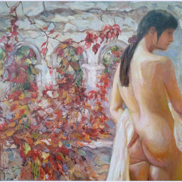 Nude Autumn - Roman Nogin