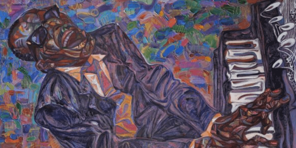 Jazz Music In Artnuances Gallery
