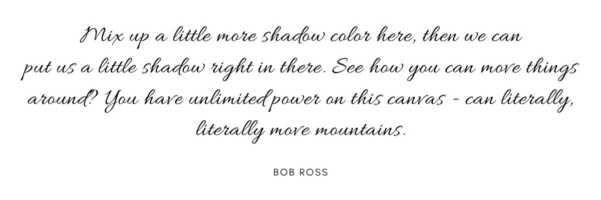 bob quotes about paintings