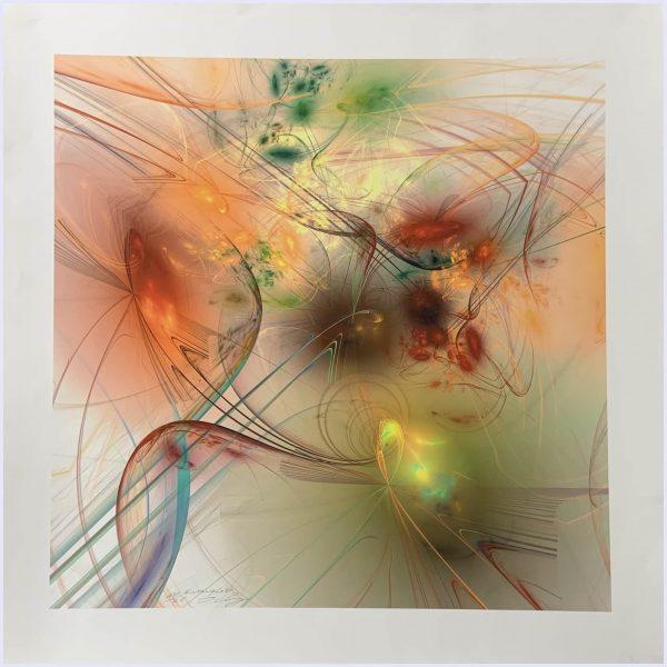 entangled print