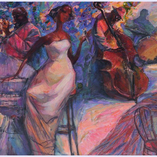 Jazz club Solo