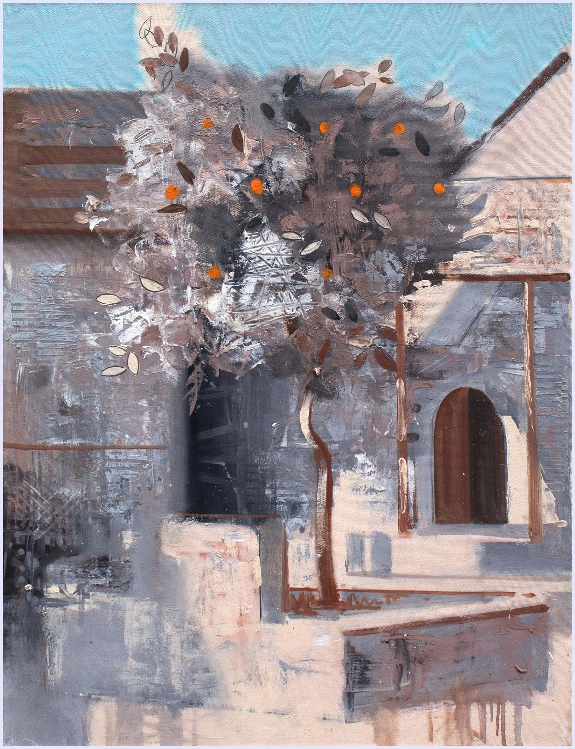 life of the Orange tree